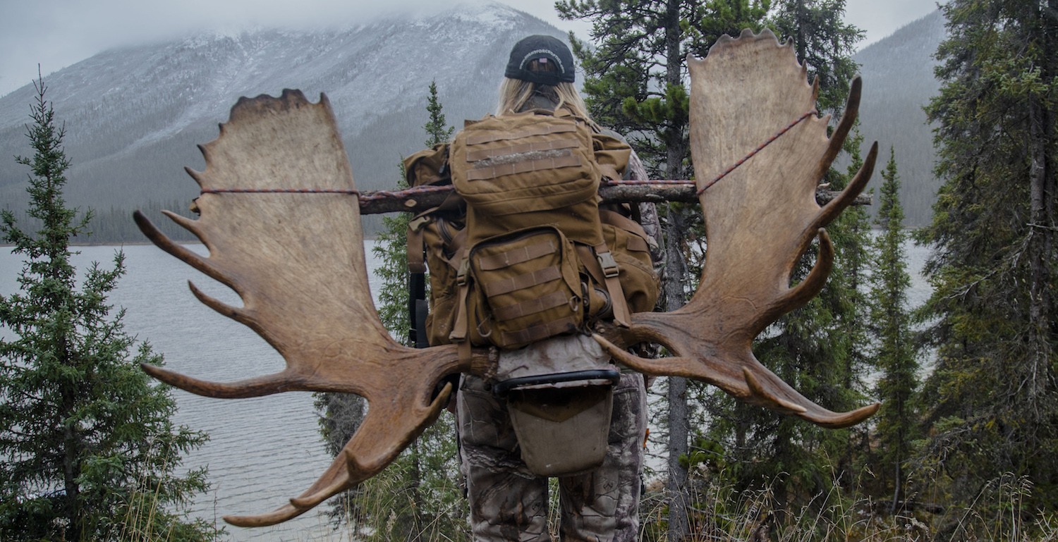 Guided Hunting Trip in B.C.