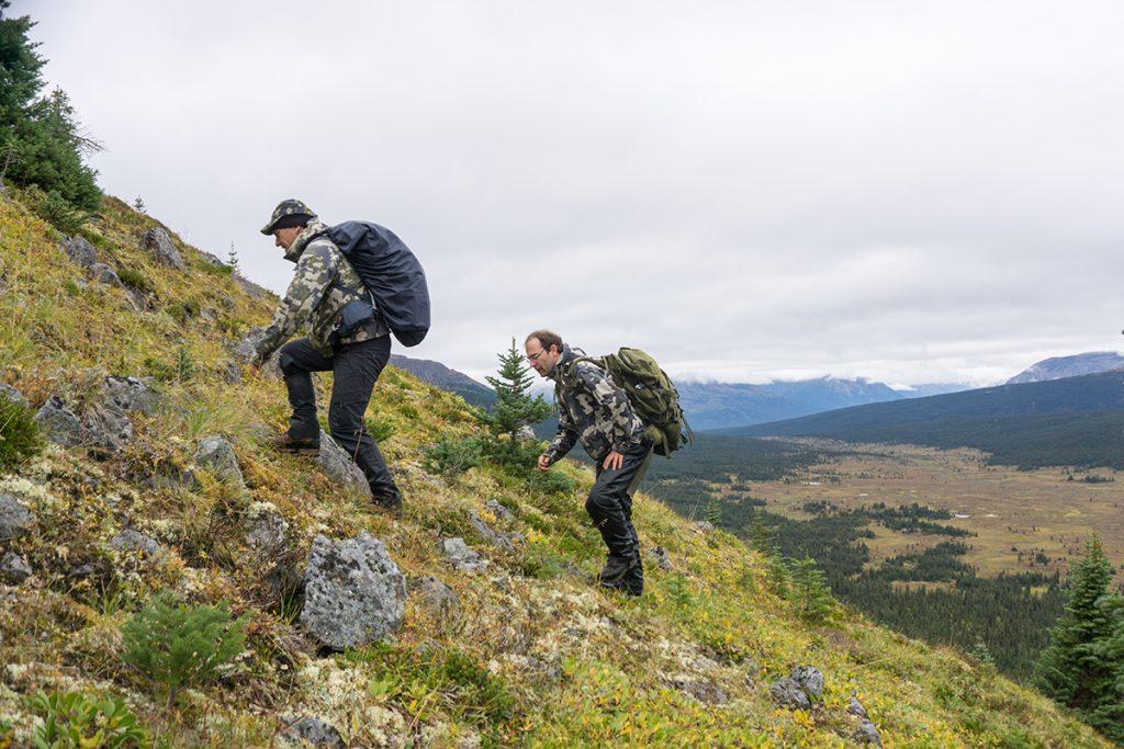 British Columbia Backpack Hunt